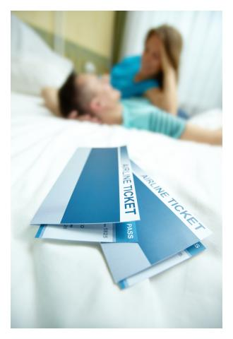 Five Ways to Save on Airline Tickets