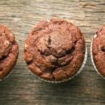Choc Caramel Muffins | Stay at Home Mum