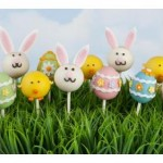 Chicken and Bunny Cake Pops | Stay at Home Mum