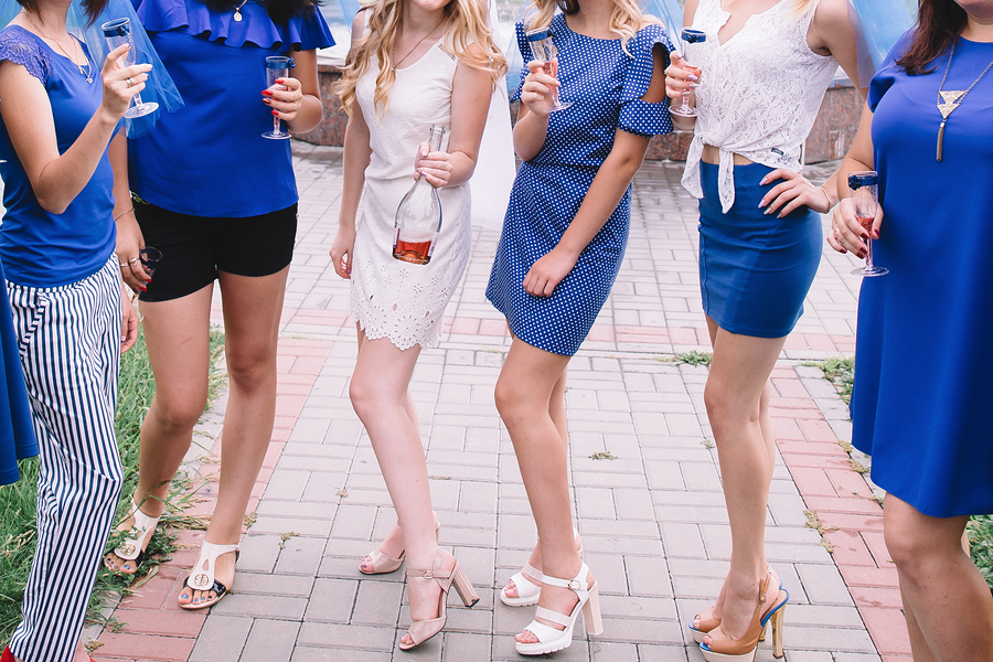bigstock Bachelorette Party Girls In B 318864334 | Stay at Home Mum.com.au