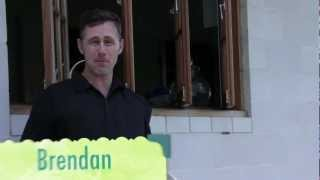 Stay at home DIY with Brendan!