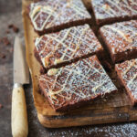 Chocolate Chickpea Slice | Stay at Home Mum