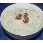 Zucchini and Black Olive Dip