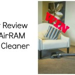 Product Review Bissell AirRAM Vacuum Cleaner | Stay at Home Mum