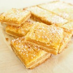 Lemon Lunch Box Slices | Stay At Home Mum