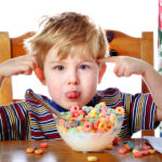 bigstock Boy misbehaving while eating b 41014345 | Stay at Home Mum.com.au