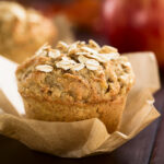 Apple and Oat Muffins | Stay at Home Mum