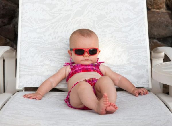 How To Dress Up Baby For the Weather