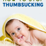How to Stop Thumbsucking | Stay at Home Mum.com.au