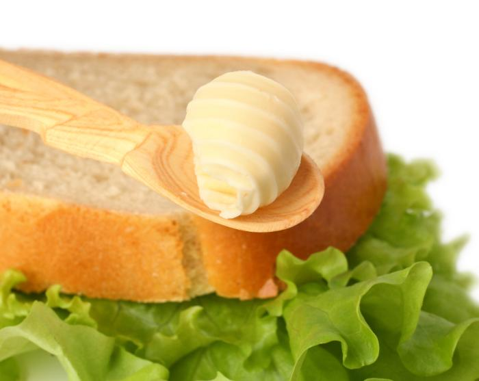 The Difference Between Butters, Margarines and Spreads