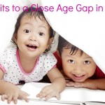 Benefits to a Close Age Gap in Kids   Stay at Home Mum