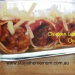 Chicken Lasange Roll Ups | Stay at Home Mum