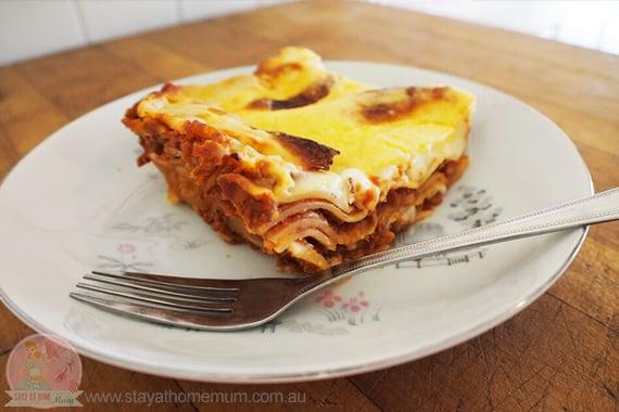 I Can't Believe It's Not Mince Lasagne