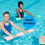 Water Aerobics | Stay at Home Mum