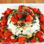oven baked ricotta | Stay at Home Mum.com.au