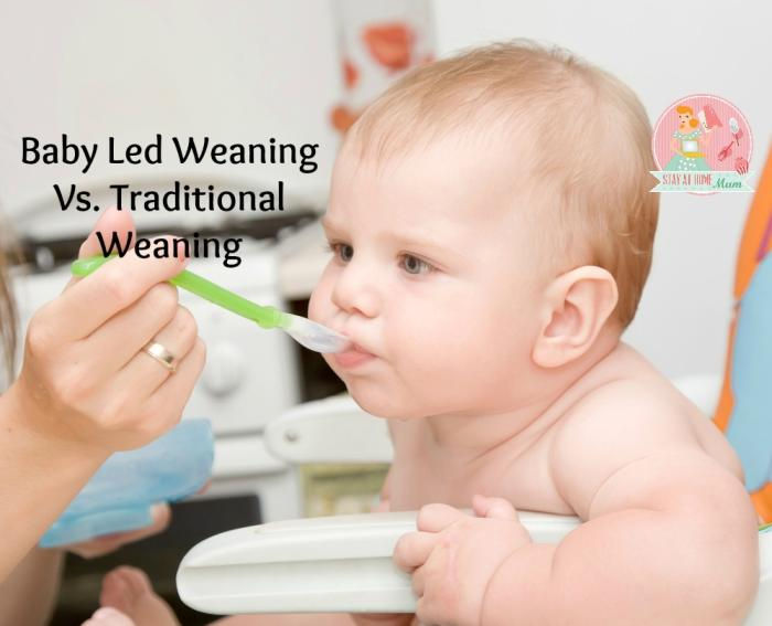 Baby Led Weaning Vs Traditional Weaning Stay At Home Mum