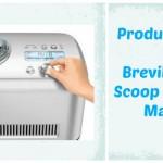 Breville Smart Scoop Ice Cream Machine | Stay at Home Mum