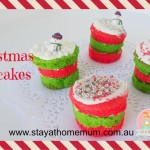 Christmas Cupcakes | Stay at Home Mum
