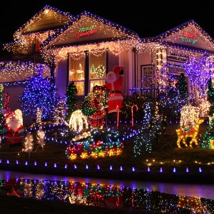 5 Tips on How to Decorate Your Home Using Christmas Lights