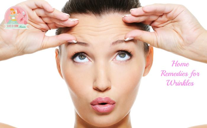 8 Home Remedies for Wrinkles