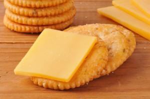 bigstock-Cracker-With-Cheese-24777683