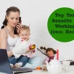 top10benefitsworkfromhome1   Stay at Home Mum.com.au