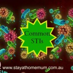 Common STis | Stay at Home Mum