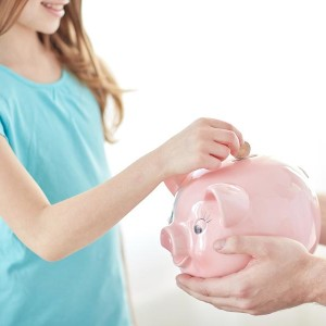 Giving Our Kids Pocket Money