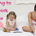 Returning to the Work Force | Stay at Home Mum