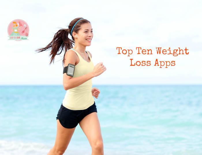 Top Ten Weight Loss Apps