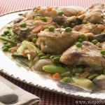 Chicken Fricassee | Stay at Home Mum.com.au