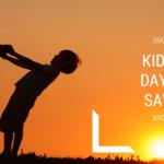 Kids and Daylight Savings | Stay at Home Mum