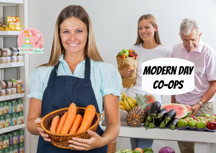 Modern Day Co-Ops