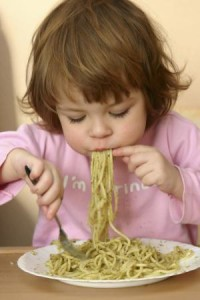 51 Thoughts Whilst Preparing Dinner For A Toddler