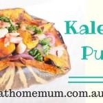 Kale Stuffed Pumpkin   Stay a Home Mum