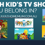 Which Kid's TV Show Do You Belong In? | Stay at Home Mum