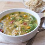 lemony chicken soup 05 09 14 1 ca | Stay at Home Mum.com.au