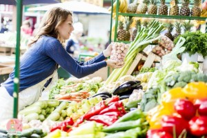 Eating and Shopping Organic On A Budget