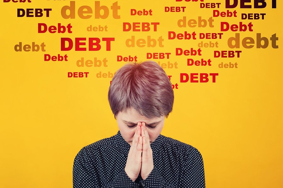 Debt Problem? 6 Signs You May Have One