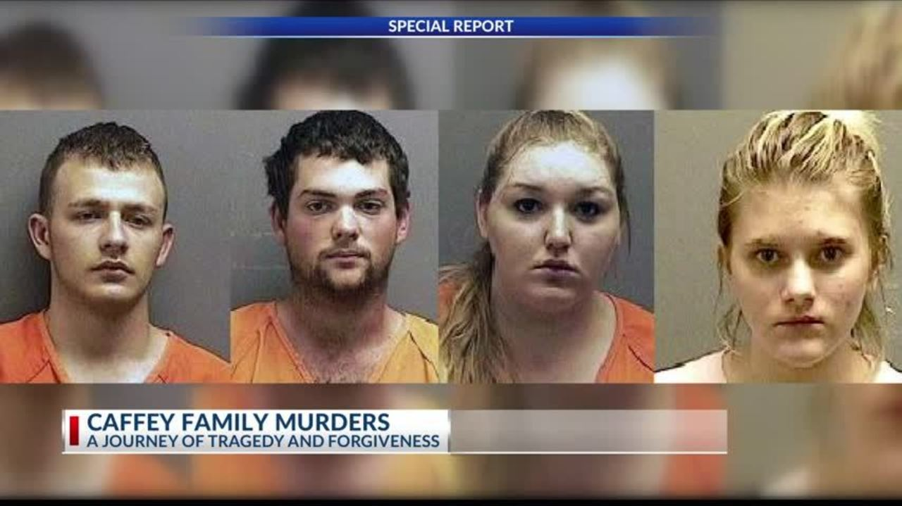 The Caffey Family Murders Stay At Home Mum Her family began homeschooling her when she was 13 after her family moved from. the caffey family murders stay at