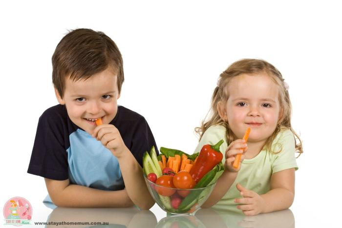 Lunch Ideas for Stay At Home Toddlers