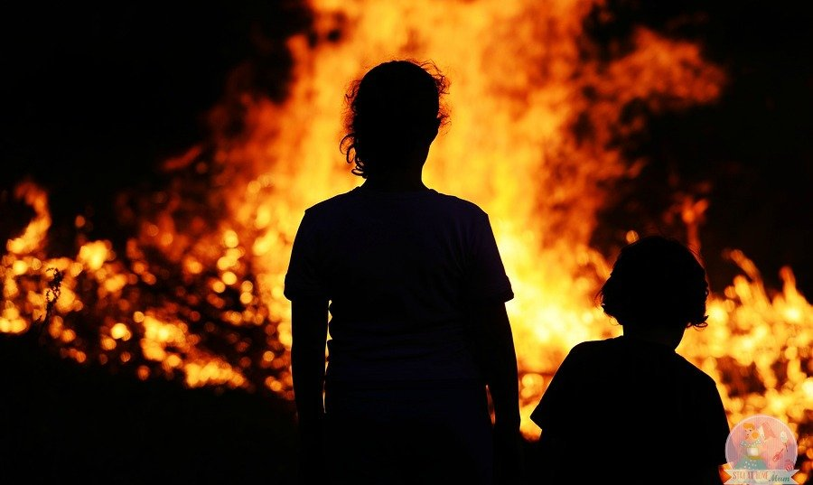 Keep Your Family Safe: Bushfire Survival Guide   Stay At Home Mum