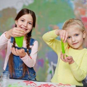 How to Make Slime and Oobleck (Two Recipes Inside!)