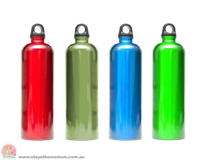 The Best Ways To Clean Plastic Or Metal Drink Bottles