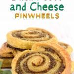 Basil Pesto and Cheese Pinwheels | Stay at Home Mum.com.au