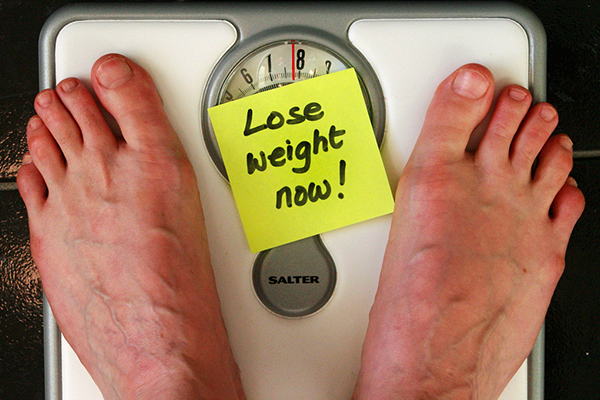 5 Simple Steps To Start Losing Weight Right Now