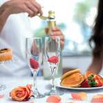 Ideas for a Christmas Champagne Breakfast