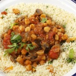 Moroccan Mushrooms with Couscous   Stay at Home Mum