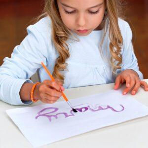 9 Fun Ideas To Teach Your Kids To Write Their Name