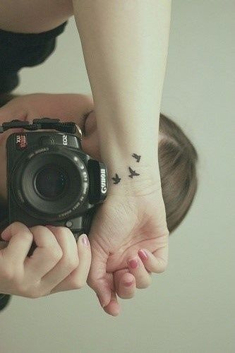 40 Wrist Tattoos Your Mum Will Love | Stay At Home Mum